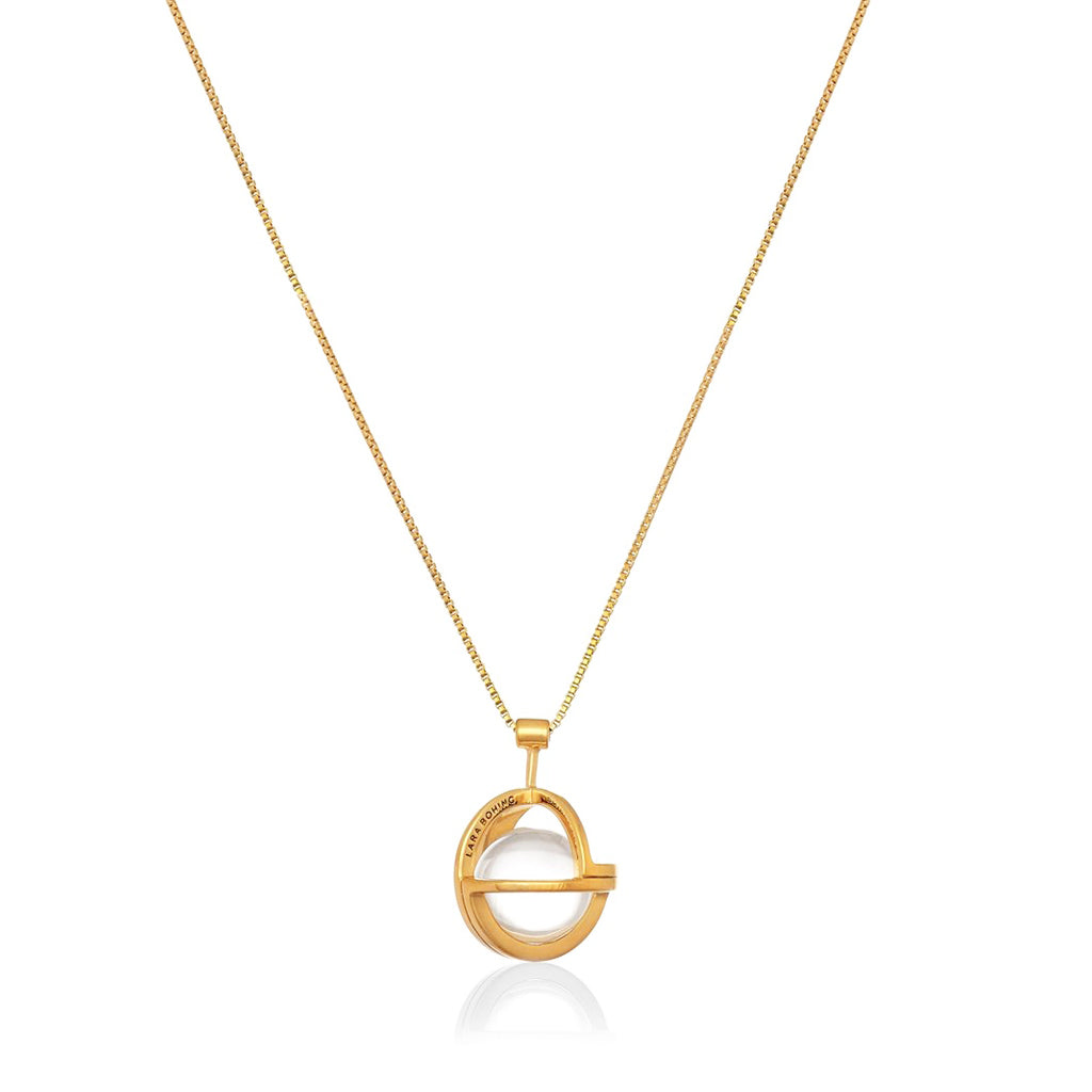 Planetaria Pendant 20 </br> 18ct Gold Vermeil on Sterling Silver