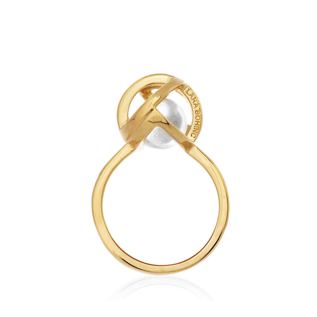 Planetaria Ring 12 </br>18ct Gold Vermeil on Sterling Silver