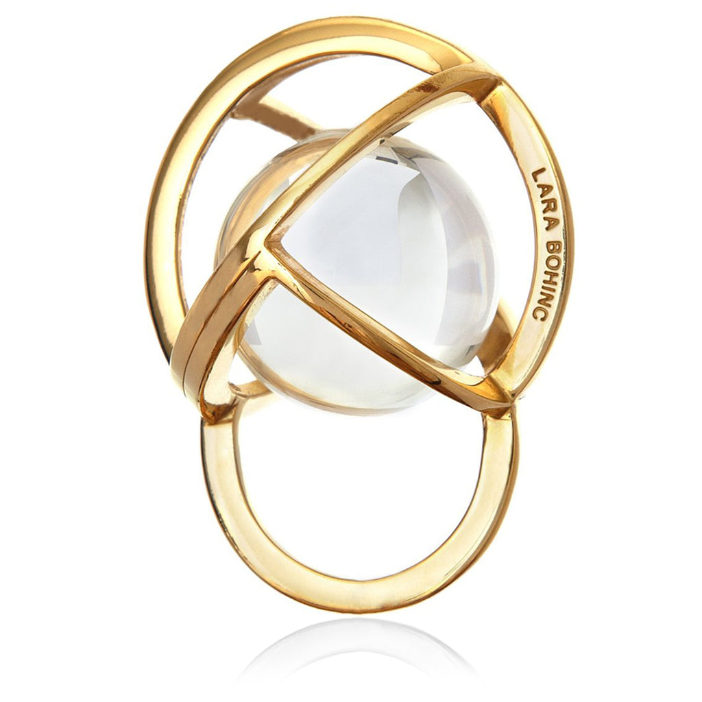 Planetaria Ring 30 </br> 18ct Gold Vermeil on Sterling Silver