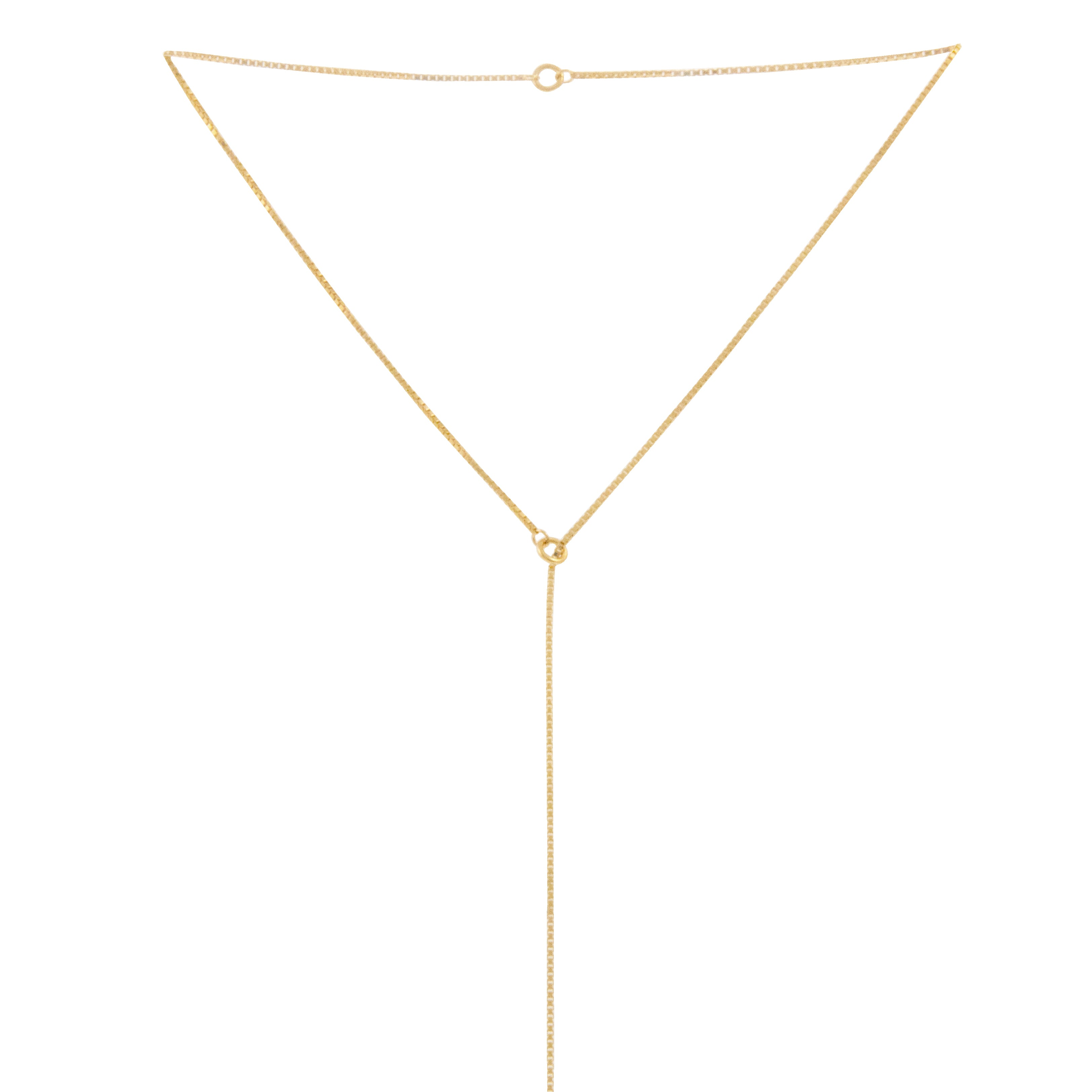 Planetaria Chain Pendant 20</br>18ct Yellow Gold on Sterling Silver