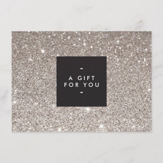 NEW Give the gift of glam