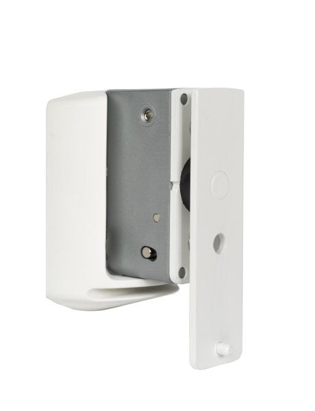 SoundXtra Adjustable Wall Mount Bracket For Denon HEOS 1 Speaker - White