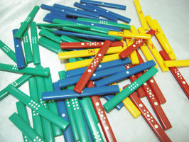 Color Tembob (Scoring Sticks)