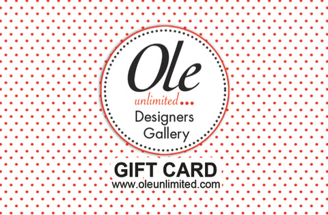 OLE GIFT CARDS