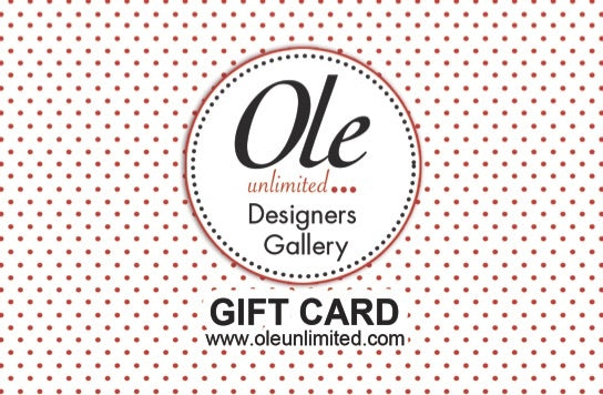 OLE UNLIMITED GIFT CARD