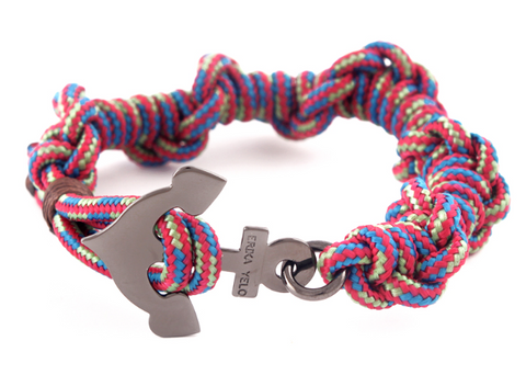 ANCHOR BRACELET FOR MEN BY ERIKA YELO