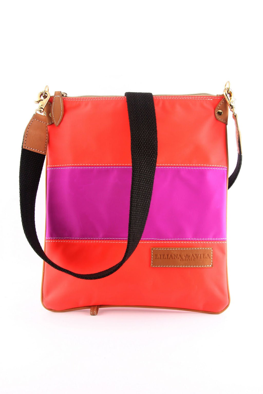 Messenger Insomnia Orange Pink