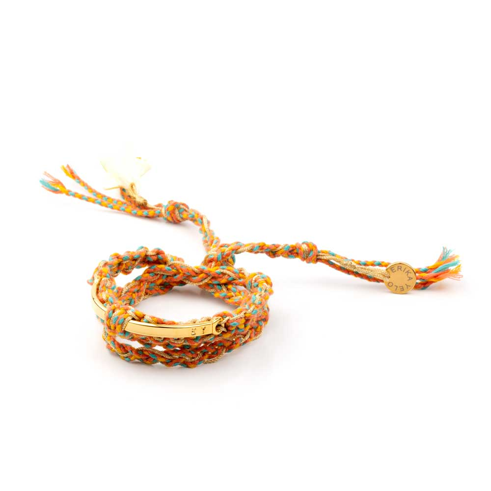 Los Roques Wrap Around Bracelet