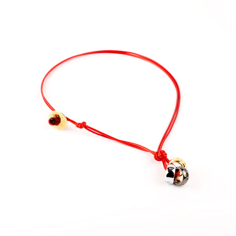 Lots of Love Red Choker