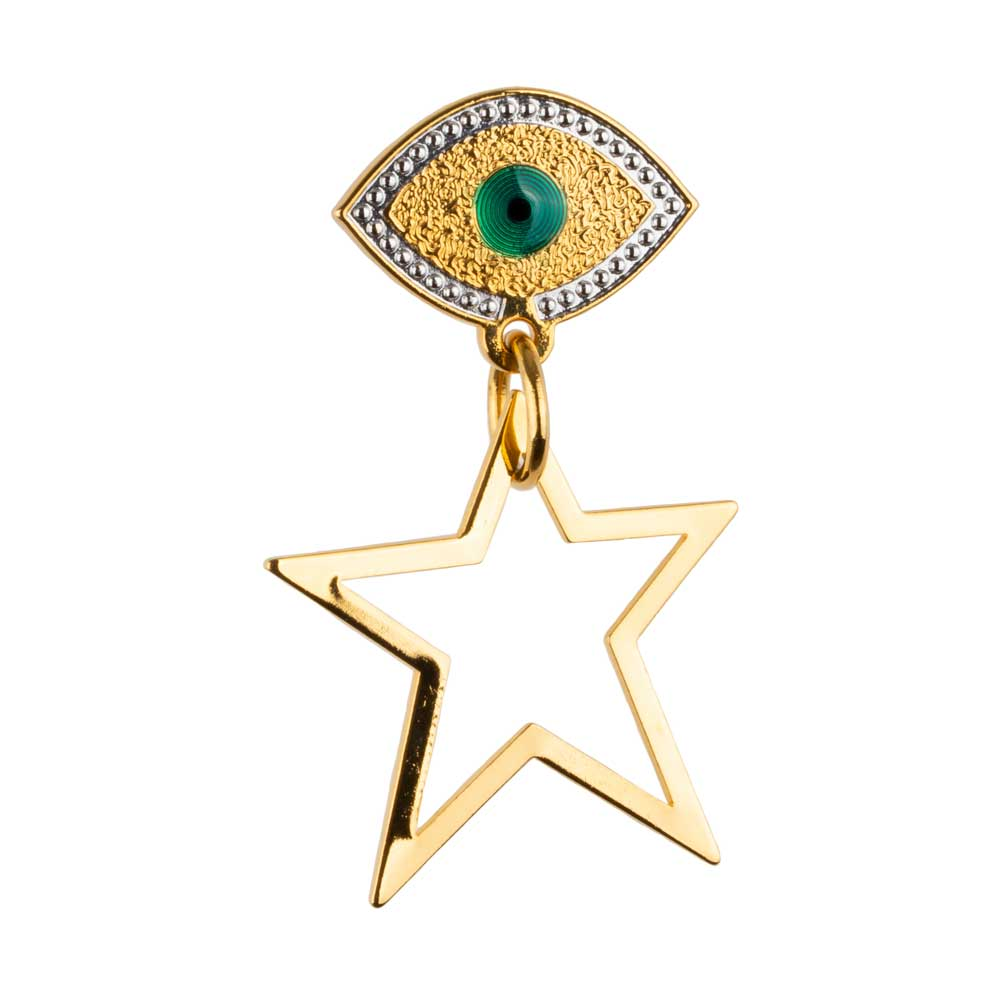 Lucky Star Earring (Sold by unit)