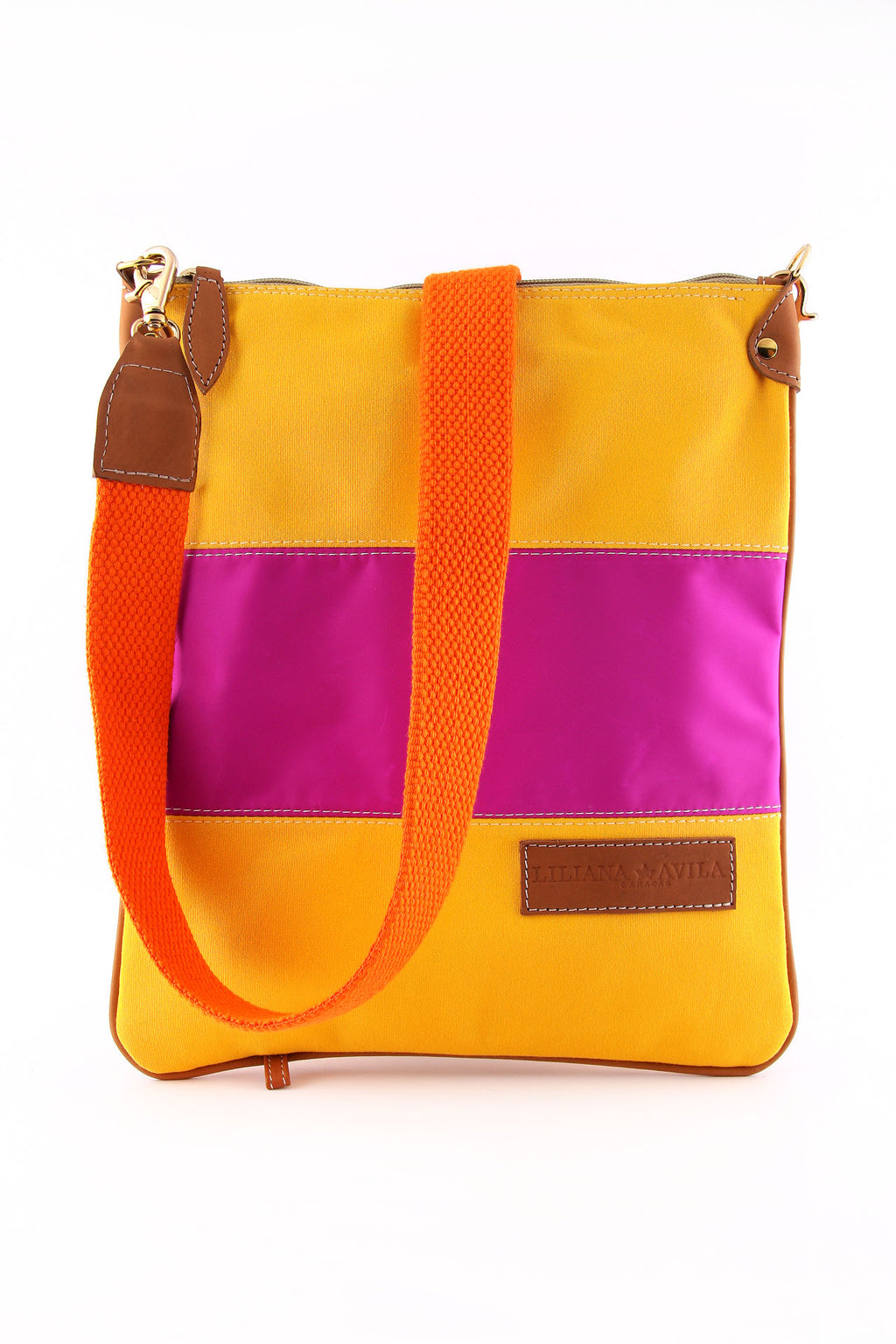 Messenger  Insomnia  Yellow Pink Orange