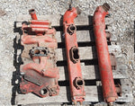 Chevy Small Block 262-400 Exhaust and Intake Manifolds