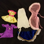 Vintage Barbie Clothes Unlabeled Lot #1