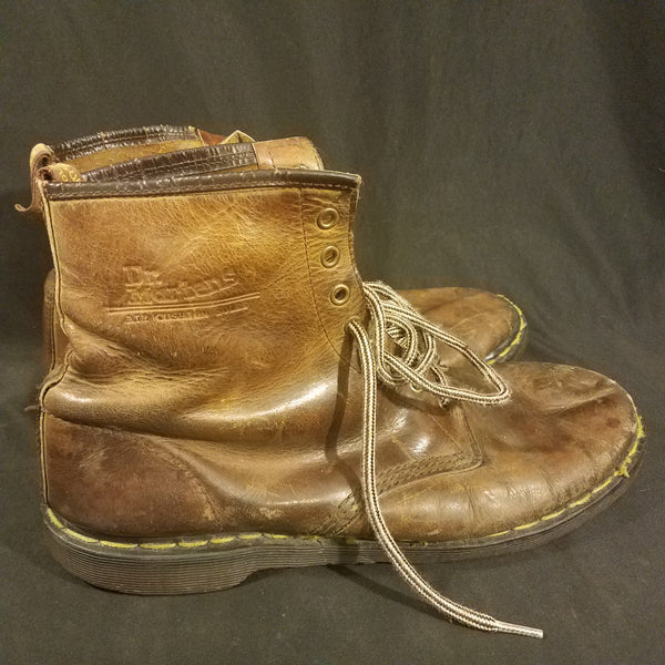 Dr Martens Mens US 12 Leather Boots AirWair