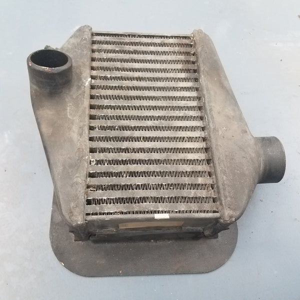 Ford Turbo Coupe Intercooler 1987 88 Thunderbird E78E-6K775-HU BLKSTN