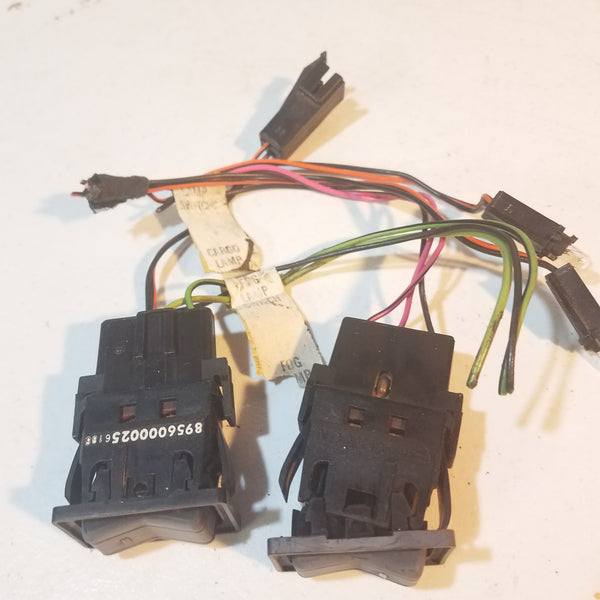 Jeep MJ XJ Switches Cargo Lamp and Fog Light