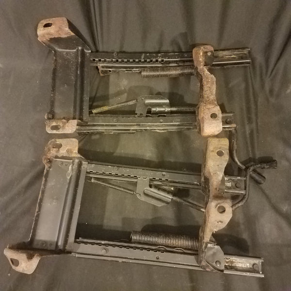 Slider Seat brackets for Jeep Comanche bucket seats