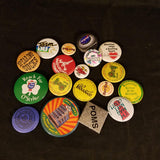 Pins Collection Miller beer old style TGI Fridays team du Ducks unlimited
