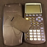 TI-83 Plus Texas Instruments Graphing Calculator no power Parts or repair