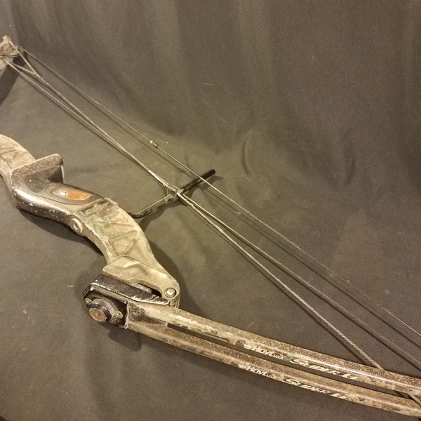 "Hoyt Compound Bow Super G Raptor Right Handed 60lb 30"" Draw"