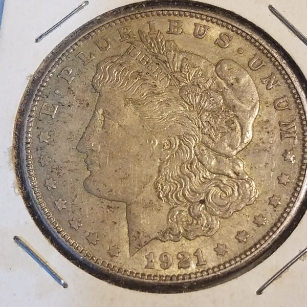Morgan Dollar 90% Silver US Coin