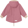 Baby Vito Fleece Anorak - Nostalgia Rose