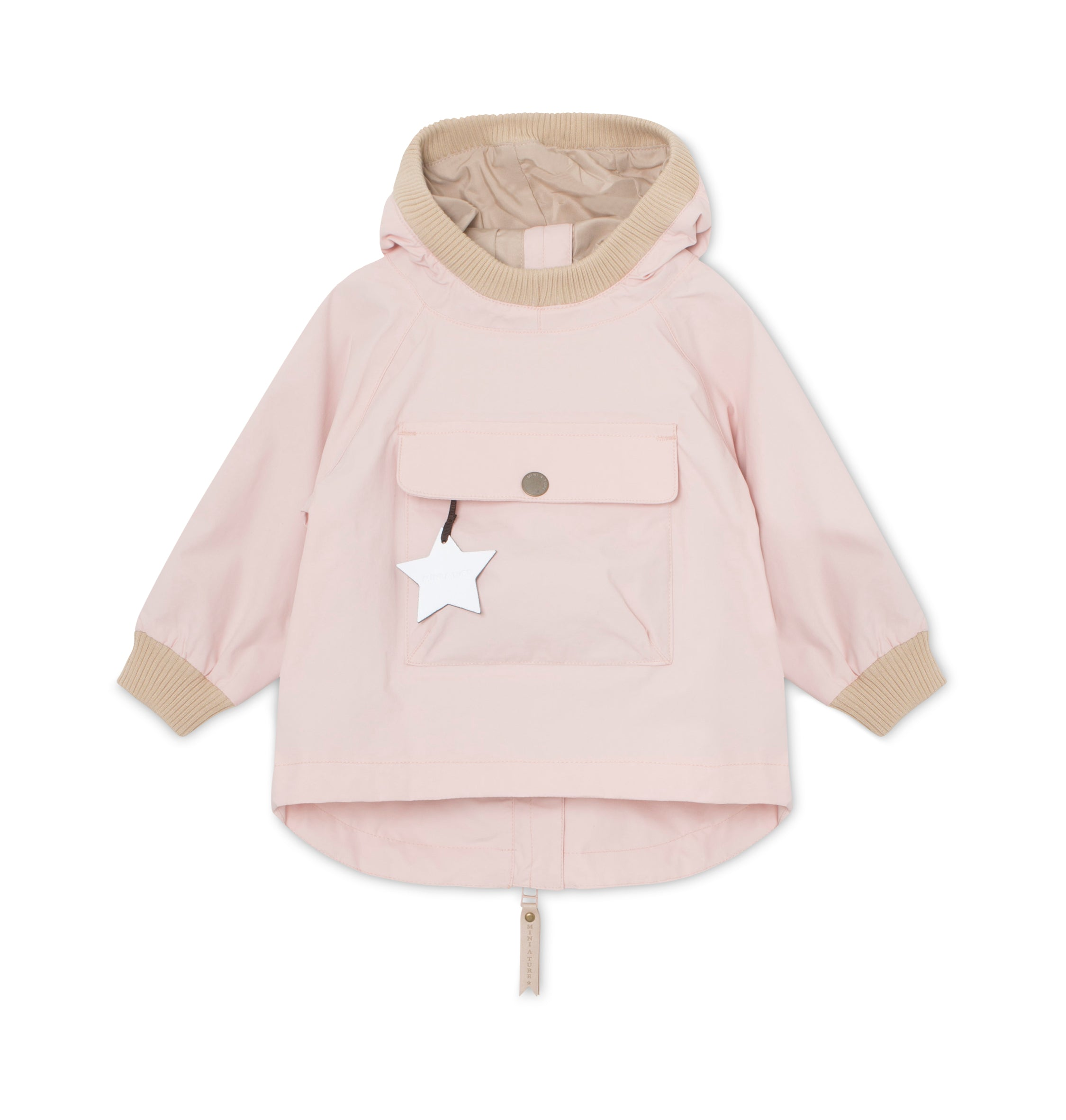 Image of   Baby Vito Anorak - Strawberry Creme