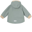 Wally Fleece Forårsjakke  - Chinois Green