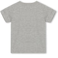 Charley T-shirt GOTS -Light Grey Melange
