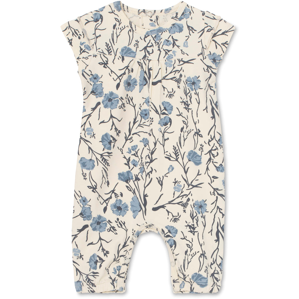 Image of   Anouk økologisk romper - Ashley Blue