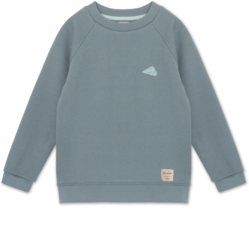 Image of   Sofian sweatshirt - Green Shadow