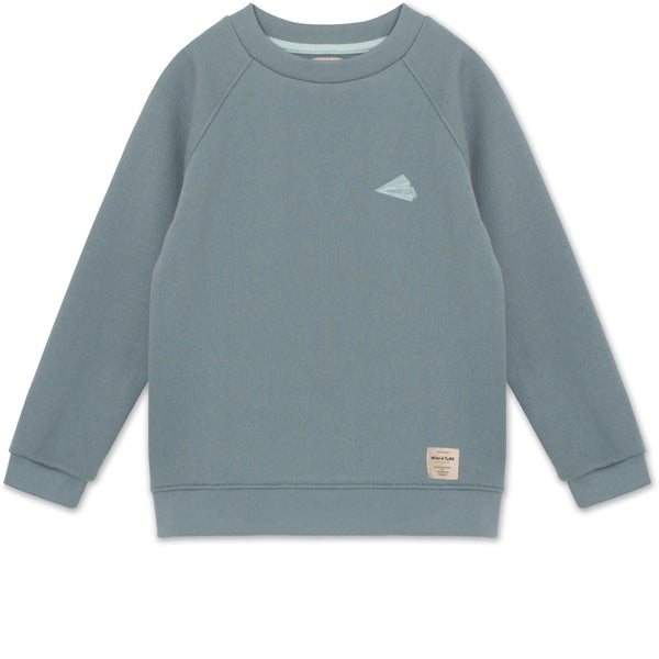 Sofian sweatshirt - Green Shadow