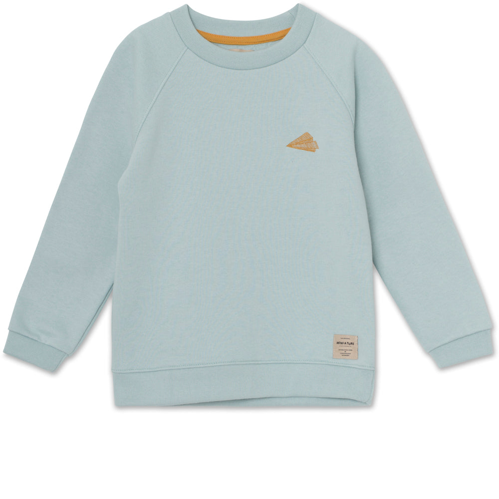 Sofian sweatshirt - Cloud Blue