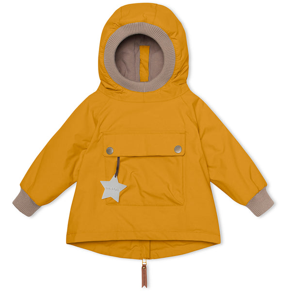 Baby Wen Anorak - Buckthorn Brown