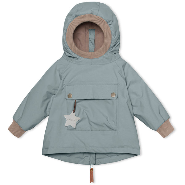 Baby Wen Anorak - Trooper Blue