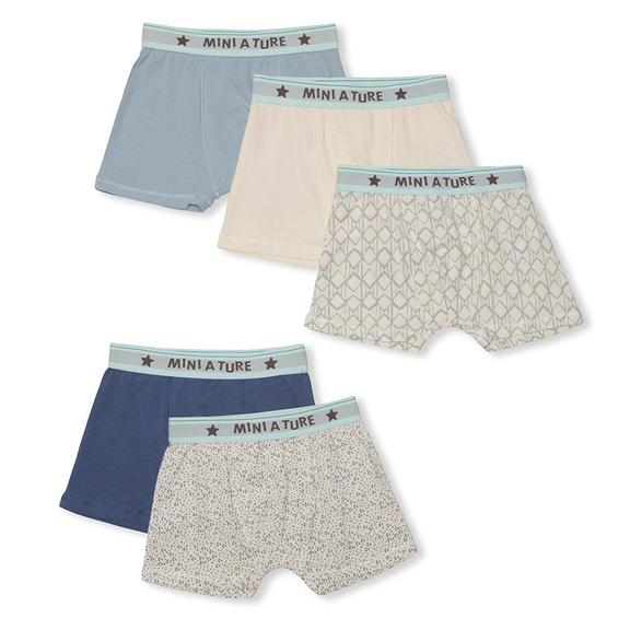 Yash Boxers GOTS 5 PACK