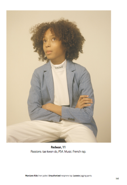 MILK MAGAZINE issue of MilK Kid's collections n°19