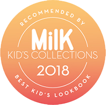 Recommended by MiLK 2018: Best Kid's Lookbook