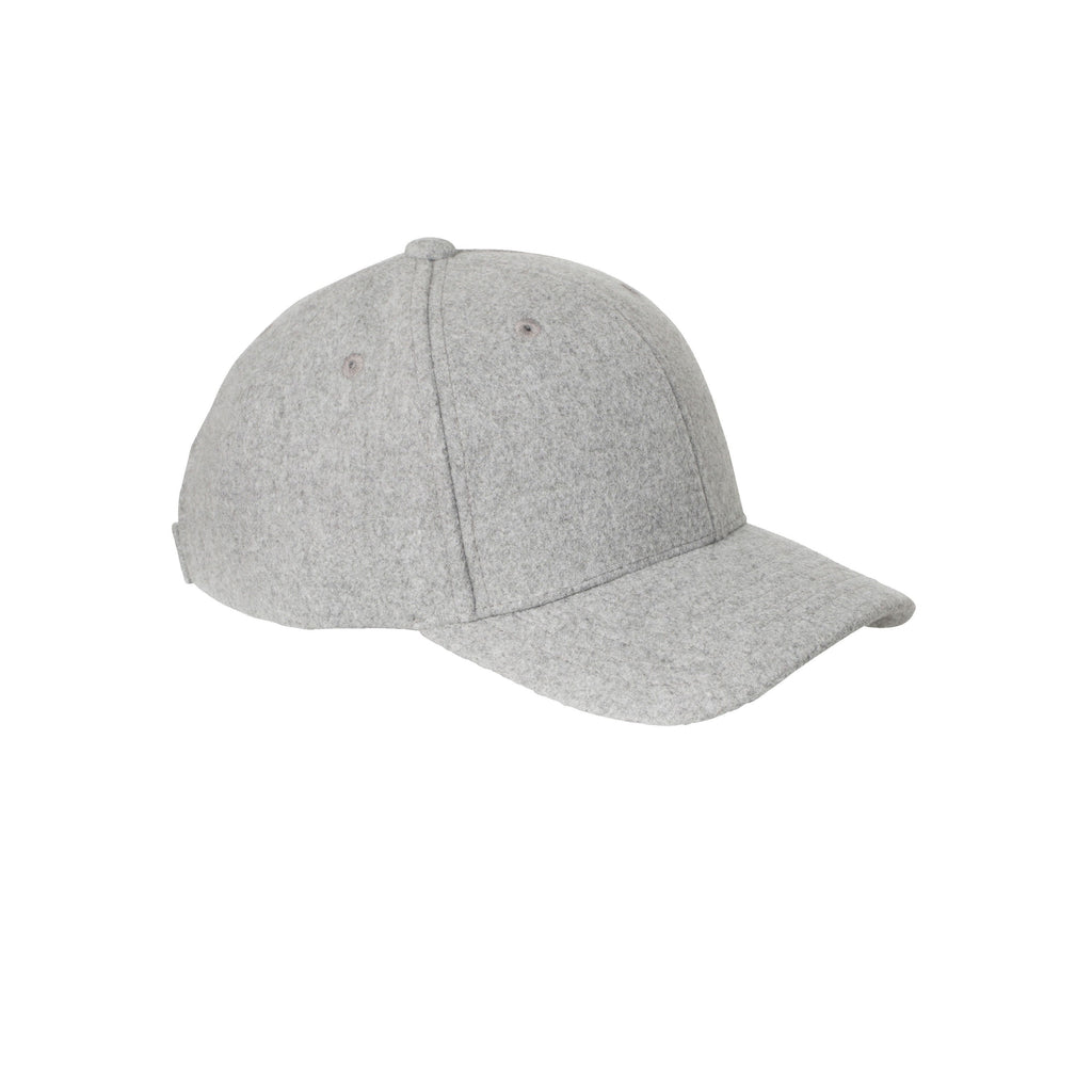 Benjamin cap - Light Grey Melange