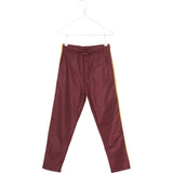Niels Track Pants - Chocolate Truffle
