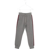 Victa pants - Dark grey melange