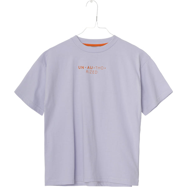 Lucas T-shirt - Purple Heather