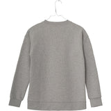 Aksel Blouse - Grey Melange