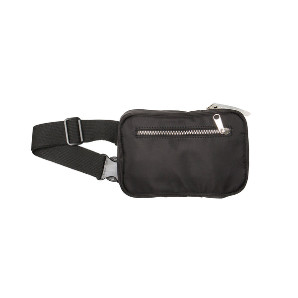 Toby Belt Bag - Anthratic black