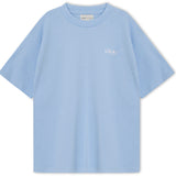 Armando Short T-shirt - Placid Blue