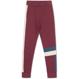 Justin Sweatpants - Burgundy