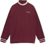 Ted Sweatshirt - Burgundy