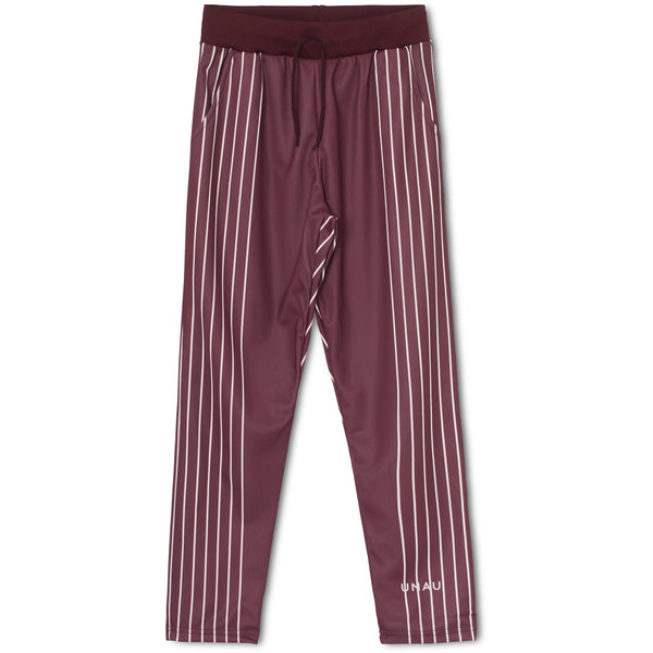 Jody Track Pants - Burgundy