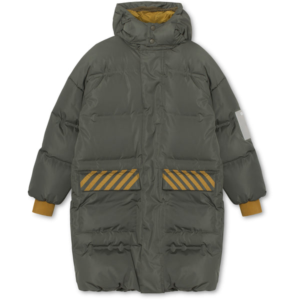 Cody Down Jacket - Beetle