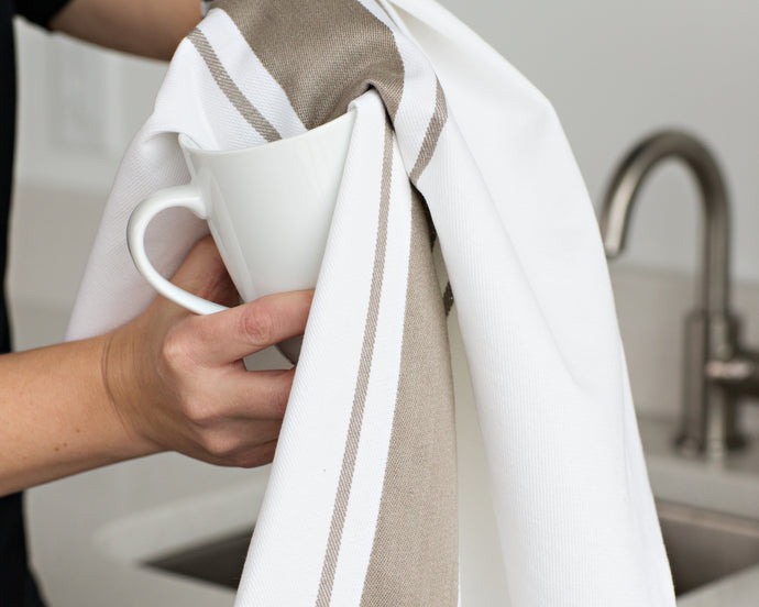Looking After Your Tea Towels